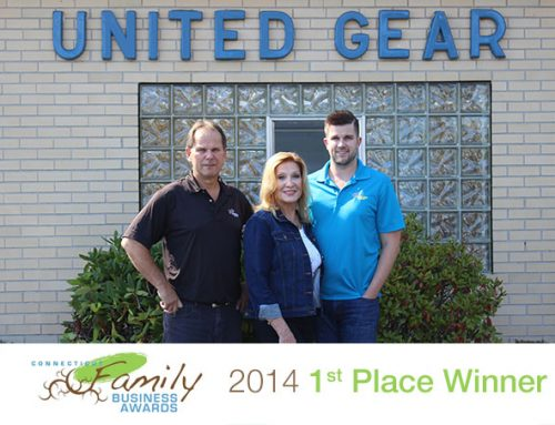 United Gear wins 1st place!