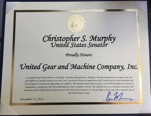 """MURPHY'S MONDAY MANUFACTURER"""