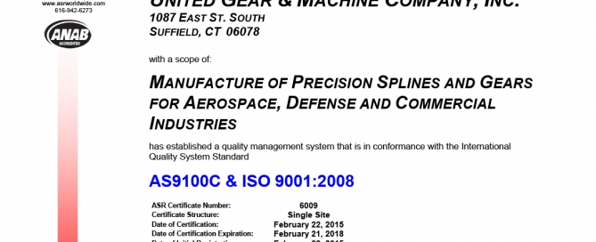6009-United-Gear-AS9100-Certificate-Feb-2015-signed