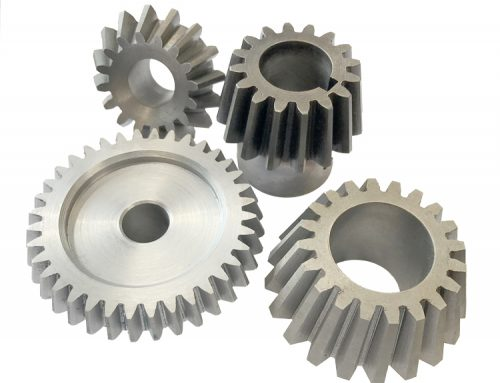 Bevel Gears Now Being Cut