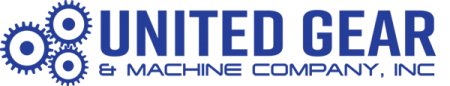 United Gear & Machine Co., Inc. Logo