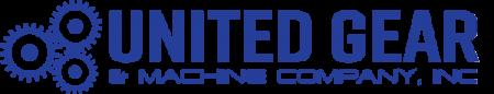 United Gear & Machine Co., Inc. Logo