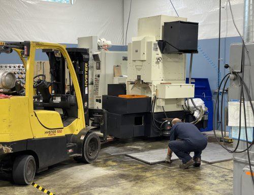 Expanding our CNC Capabilites